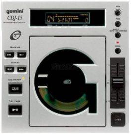 Gemini CDJ-15 (Op=Op)