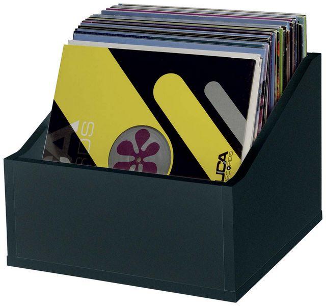Glorious Record Box Platenbak Voor Ongeveer 110 Vinyls