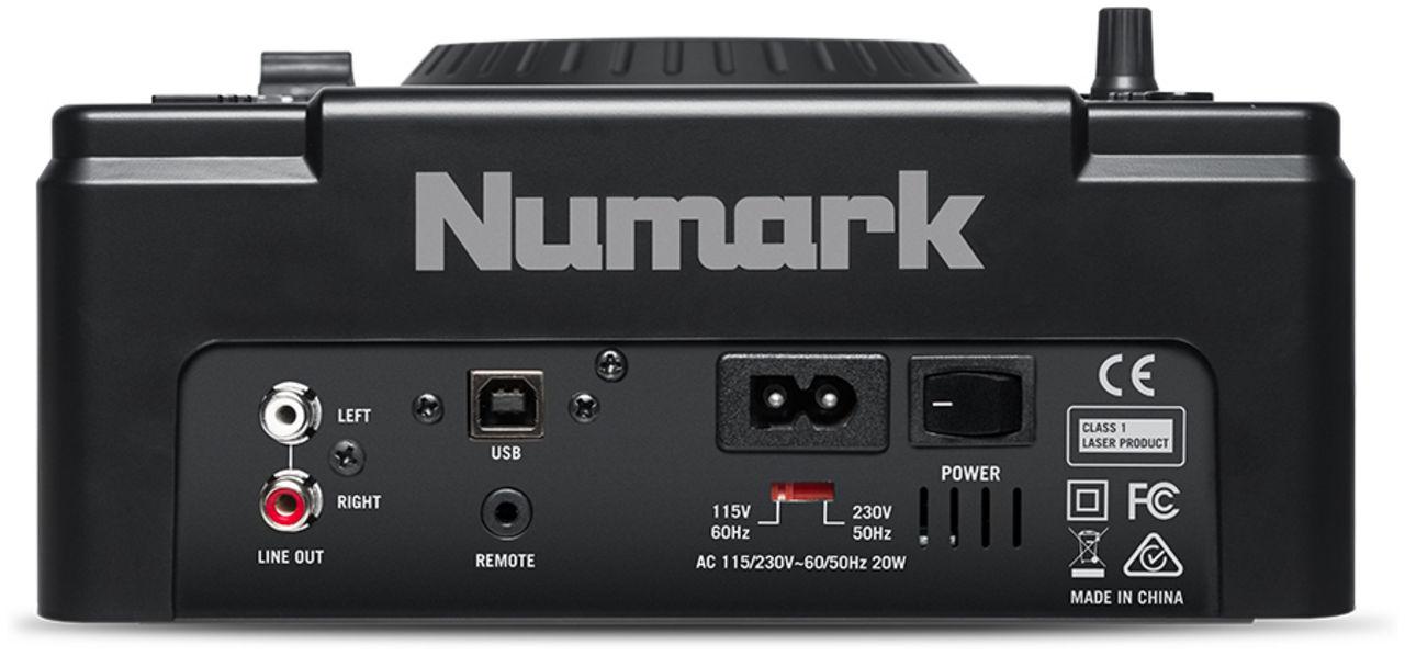Numark Ndx 500 Controller Voor Cd En Usb Media Met Midi